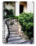 San Antonio Stairway Spiral Notebook