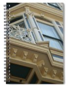 San Diego Blue Spiral Notebook