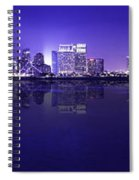 San Diego Cityscape Spiral Notebook