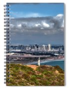 San Diego Spiral Notebook