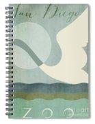 San Diego Zoo  Spiral Notebook