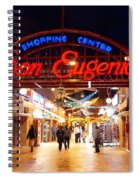 San Eugenio 1 Spiral Notebook