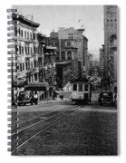 San Francisco 1945 Spiral Notebook