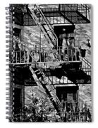 San Francisco Chinatown  Spiral Notebook