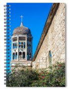 San Francisco Church Spiral Notebook