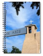 San Francisco De Asis Church Spiral Notebook