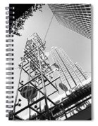 San Francisco Embacadero 2 Spiral Notebook