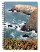 Marin Headlands Bunker Spiral Notebook