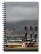 San Francisco International Airport  Spiral Notebook