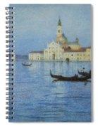 San Giorgio Maggiore Spiral Notebook