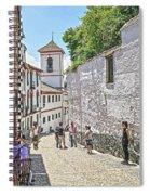 San Gregorio Granada Spiral Notebook