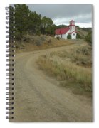 San Iglesia Church Spiral Notebook