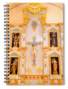 San Jose Chapel Spiral Notebook
