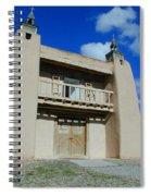 San Jose De Gracia Number 1 Spiral Notebook