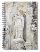 San Jose Madonna And Child Spiral Notebook
