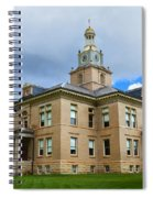 San Juan County Courthouse Spiral Notebook