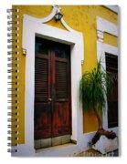 San Juan Doors Spiral Notebook