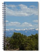 San Juan Mountains Spiral Notebook