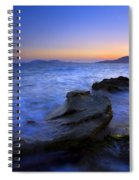 San Juan Sunset Spiral Notebook