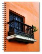 San Juan Window Spiral Notebook