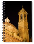 San Lorenzo Chruch Florence Italy Spiral Notebook