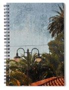San Luis Obispo Railroad Depot Spiral Notebook
