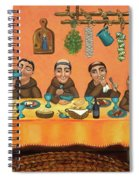 San Pascuals Table 2 Spiral Notebook