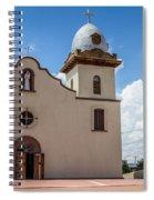 San Ysleta Mission Spiral Notebook