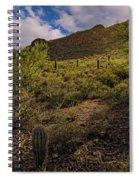 Sanctuary Cove V25 Spiral Notebook