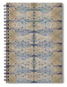 Sand And Parchment Spiral Notebook
