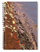 Sand Bank Spiral Notebook