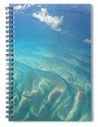 Sand Banks Spiral Notebook