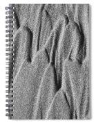 Sand Castle Spiral Notebook