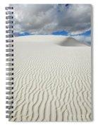 Sand Dune Magic 4 Spiral Notebook