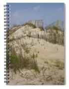Sand Dunes II Spiral Notebook