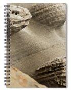 Sand Spirits Spiral Notebook