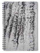 Sand Stripes Spiral Notebook
