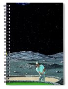 Sand Trap Spiral Notebook