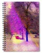 Sandburg Drive Spiral Notebook