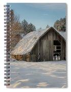 Sanders Barn Spiral Notebook