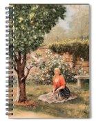 Sanderson Ruth - Cinderella 02 End Ruth Sanderson Spiral Notebook