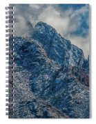 Sandia Mountains 2 Spiral Notebook