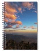 Sandia Peak Spiral Notebook