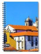 Sandman Spiral Notebook