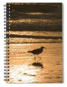 Sandpiper Spiral Notebook