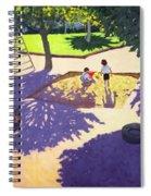 Sandpit Spiral Notebook