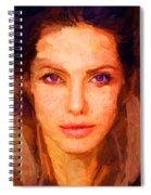 Sandra Jolie Spiral Notebook