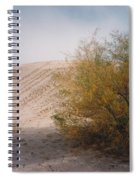 Sands Of Monahans Spiral Notebook