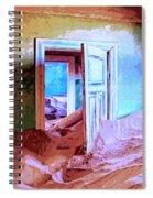 Sands Of Time Spiral Notebook