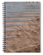 Sands Of Time Spiral Notebook